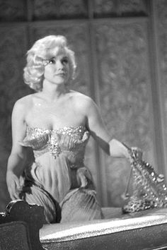 Marilyn Monroe, Let's Make Love, 1960