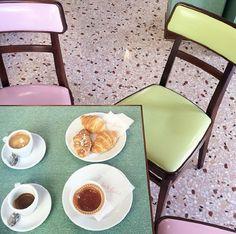O excêntrico café de Wes Anderson