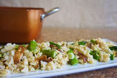 brown rice shiitake pilaf enjoy your monday night with a zesty pilaf ...