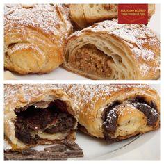 Escoger es muy difícil, sobretodo si tienes que decidir entre un delicioso pan con chocolate o un increíble pan de almendras de sabor intenso ¡Yo te recomiendo los dos!