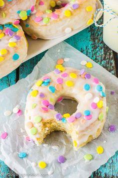 Donuts. Need I say more?
