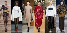 A Comprehensive Guide to the Fall 2016 Fashion Trends   - ELLE.com