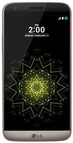 Meet the LG G5 – factory unlocked version! life's good when you play more! transformative design featuring metal unibody construction, slide out battery and modular functionality. Free yourself from boundaries with a 135-degree wide-angle camera that lets you capture more. See the...