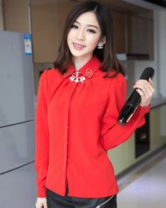 TC000214 Thick Korean style tops bottoming slim business suit