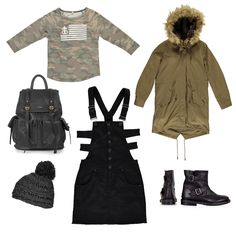 Off out exploring, the wilderness parka is perfect for any trip outdoors this winter.