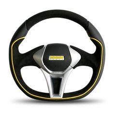 Momo GT-50 Steering Wheel – Winding Road Racing Online Store