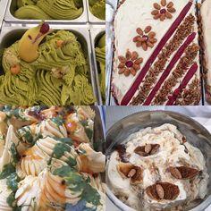 Gelato, Ice Cream, Homemade, Fun, Beautiful, Instagram, No Churn Ice Cream, Home Made, Icecream Craft