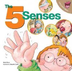 The 5 Senses (Paperback)