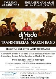 DJ Yoda and Trans Siberian March Band-Live