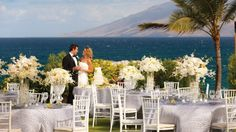 Book the Kelii Wedding Package at Four Seasons Resort Maui, and find information on everything this Maui wedding package includes.