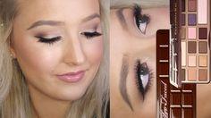 Makeup ojos cafes chocolate bar palette Ideas for 2019 Best Makeup Brushes, Makeup Dupes, Chocolate Bar Too Faced, Chocolate Bars, Kiss Makeup, Beauty Makeup, Chocolate Bar Palette Looks, Buzzfeed Makeup, Beauty Tutorials