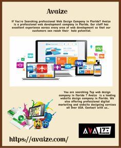 100 Best Avaize Web Devlopment Company Images Web Development Company Web Design Company Web Design Services