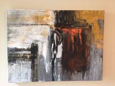 Acrylic on canvas. Tuesday Art