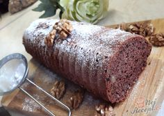 Banana Bread, Food And Drink, Sweets, Baking, Cake, God, Yogurt, Sweet Pastries, Bread Making