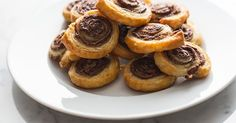 It's OK if you haven't filled your cookie tins yet: This 4-ingredient Nutella pinwheel cookie will help.