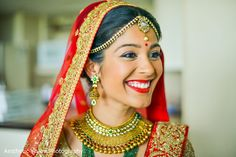Mahwah, NJ  Indian Wedding by Aesthetic Vision