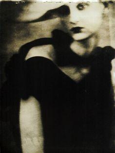 "Photographed by Sarah Moon ""Talking to Myself"",Edited by Carla Sozzani and Yohji Yamamoto"
