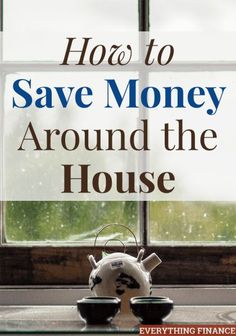 There are so many ways to save money around the house if you know where to find them. Check out these uncommon and frugal tips to save without much effort! Money saving tips, saving money, #SaveMoney