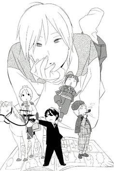 Image result for yuki kimi to boku manga