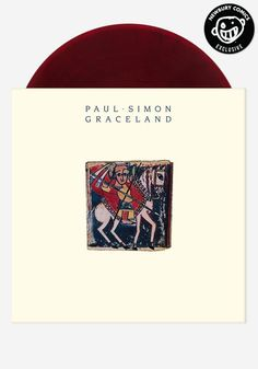 PAUL SIMON Graceland Exclusive LP
