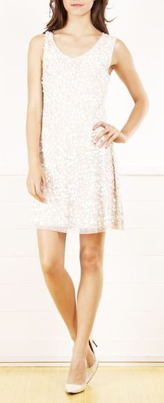 Creamy dreamy sparkling little number.