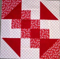 Patchwork of the Crosses Big Block Quilts, Star Quilt Blocks, Small Quilts, Mini Quilts, Beginner Quilt Patterns, Barn Quilt Patterns, Quilt Tutorials, Quilting Projects, Quilting Designs