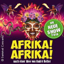 Afrika! Afrika! - Die neue Show 2018 // 30.01.2018 - 20.05.2018