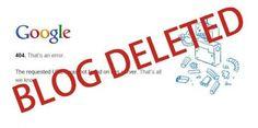 قوقل تحظر المحتوى الجنسي الصريح من بلوجر ابتداءً من 23 مارس
