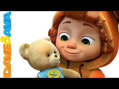Are You Sleeping Brother John | Kids Songs | Nursery Rhymes and Baby songs from Dave and Ava  - YouTube