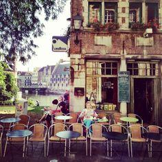 Brooderie in Gent