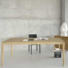 Bok Table | Ethnicraft | DomésticoShop