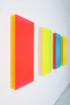 Regine Schumann - Axel Pairon gallery Modern Art, Contemporary Art, Signage Design, Acrylic Art, Light Art, Graphic, Action Painting, Installation Art, Plexus Products