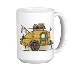==>>Big Save on          Cute RV Vintage Teardrop  Camper Travel Trailer Coffee Mug           Cute RV Vintage Teardrop  Camper Travel Trailer Coffee Mug so please read the important details before your purchasing anyway here is the best buyReview          Cute RV Vintage Teardrop  Camper Tr...Cleck Hot Deals >>> http://www.zazzle.com/cute_rv_vintage_teardrop_camper_travel_trailer_mug-168077484193407409?rf=238627982471231924&zbar=1&tc=terrest