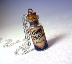 Living Death Potion Poison