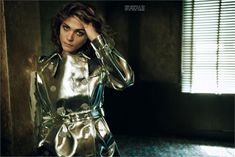 September 2012, Elisa Sednaoui. Photos by Peter Lindbergh - click on the photo to see the complete story