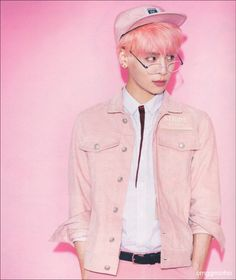 Pink jonghyun