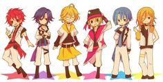 Tags: Anime, Kwsg, BROCCOLI, Uta no☆prince-sama♪, Kurusu Shou, Shinomiya Natsuki, Ittoki Otoya