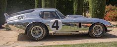 "Shelby 427 Daytona Coupé Continuation ""Secret Weapon"", 2018. Shelby Daytona, Shelby Car, Gt Cars, Race Cars, Airplane Car, Ford Classic Cars, Performance Cars, Ford Gt, Sport Cars"