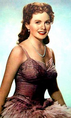 Jeanne Elizabeth Crain (May 25, 1925 – December 14, 2003) was an American actress whose career spanned from 1943 to 1975. She received an Academy Award nomination for Best Actress in the 1949 film Pinky, in which she played the leading role. She was also noted for her ability in ice skating.