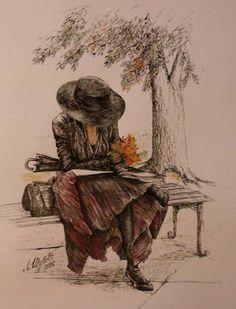 Mary Poppins by Shulika Lyudmila