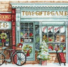 Image result for christmas cross stitch tapestry