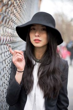 Classic Floppy hat to make your outfit flair.