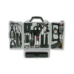 This is a product that should be in every home. A useful tool kit that men or women can use. It contains 30 of the best and most ergonomic tools. This tool kit has everything you could possibly need for any job around your home, car and backyard. It comes with a sturdy carrying case that can be hung on the wall or taken anywhere to get the job done.