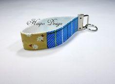 Schlüsselband  kurz  ♥  Patchwork ♥ von Haipo Design auf DaWanda.com
