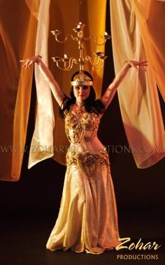 Candle dancer and other Arabian style entertainment booked through www.ZoharProductions.com  Contact: info@zoharproductions.com