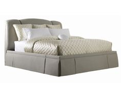 Henredon Barbara Barry Charmed Life Upholstered Bed