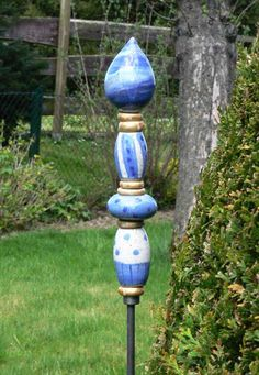 Keramik Stele  N 62