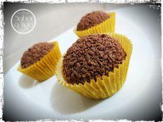 Brigadeiro Gourmet de Chocolate Alpino
