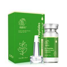 Liquid Six Peptides Serum For Striae Anti-Wrinkle Cream Anti Aging Collagen Rejuvenating Face Lift Skin Care Moisturizing Beauty