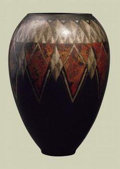 Claudius Linossier Vase, Objet D'art, Lyon, Les Oeuvres, Craftsman, Board, Artist, Decor, Fine Arts Museum